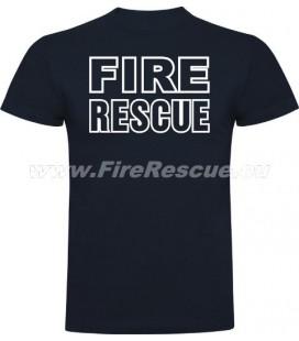 T-SHIRT FIRE RESCUE